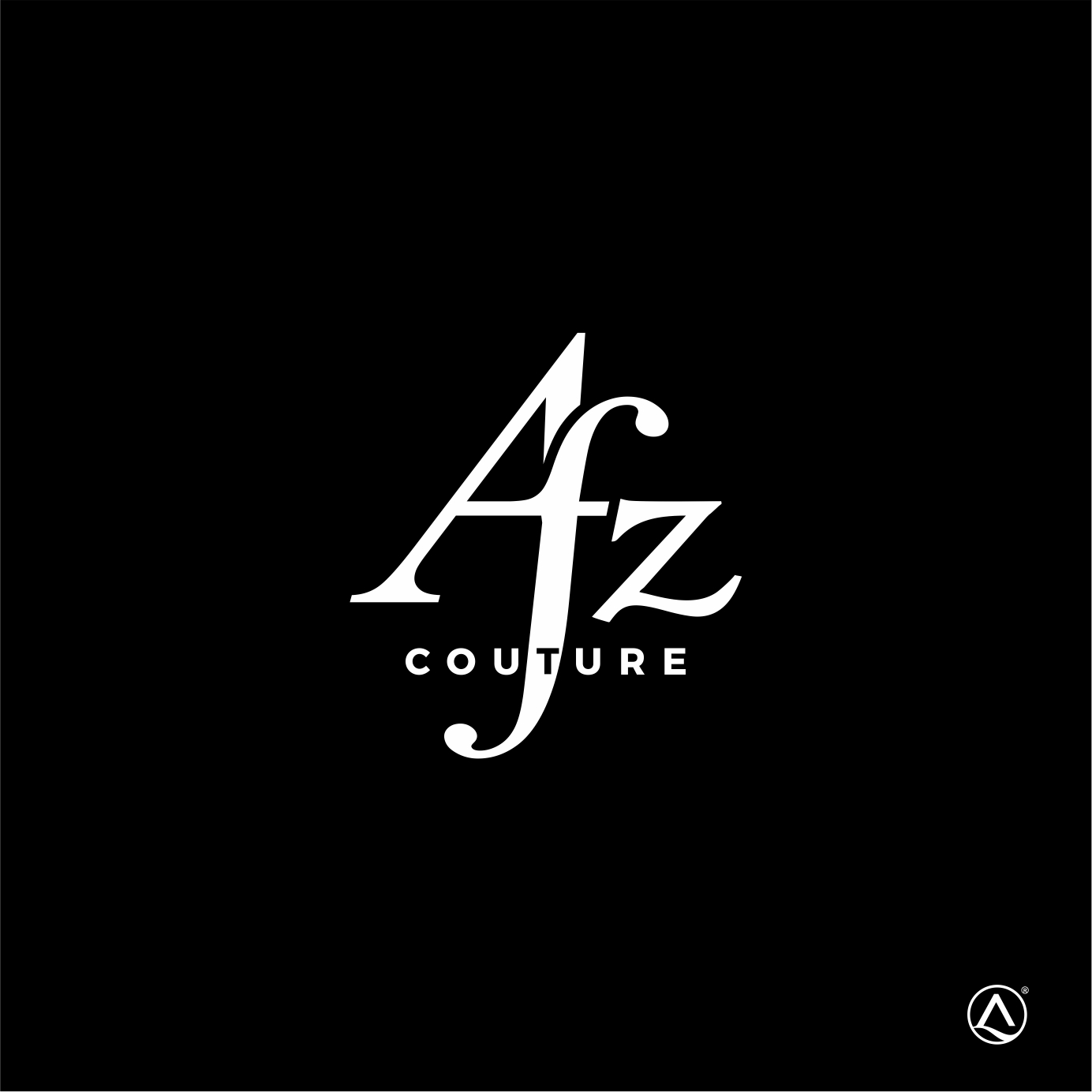 AFZ couture logo 4