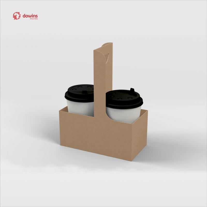 Drink Cup Carrier with handle